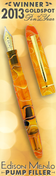 Edison Menlo is the Goldspot 2013 Pen of the Year